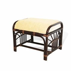 Krit Handmade Rattan Wicker Ottoman Footstool with Cushion Fully Assembled Dark Brown Rattan Wicker Furniture http://www.amazon.com/dp/B00IOTAXKQ/ref=cm_sw_r_pi_dp_5vyGub1N23Q9B