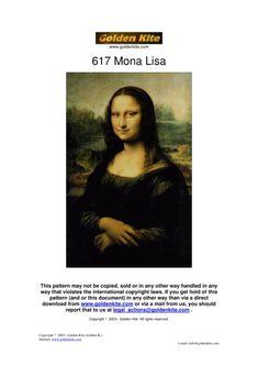 Gallery.ru / Фото #1 - 617_Mona_Lisa - karatik
