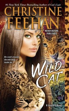 Wild Cat (Leopard People #8) this is available for pre-order on Amazon....I can't wait for this next book to come out....hurry November 24....