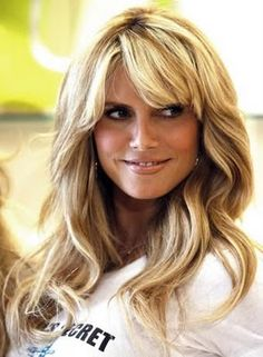 #HairWaves #Waves #Wavyhair #HairWithWaves #beauty #hair #hairproducts #professionalhairproducts #salonproducts #distributor #BeautyProDistributor Voluminous Hair, Wavy Hair, Her Hair, Blonde Hair, Blond Bangs, How To Cut Bangs, How To Style Bangs, Cool Haircuts, Cool Hairstyles