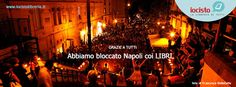 Il 21 Luglio 2014 abbiamo bloccato la città! Grazie a tutti! #iocistolibreria #lalibreriaditutti #openday #napoli #books #libri #italy   http://www.iocistolibreria.it