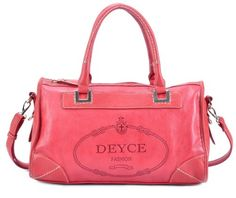 Deyce 'Singature' Quality PU Close-Out High Quality Women/Girl Fashion Designer Work School Office Lady Student Handbag Shoulder Bag Purse Totes Satchel Clutches Hobos (Red), http://www.amazon.com/dp/B008FA55TI/?tag=pinterest0e50-20