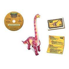 Dino Dan Kit - Medium - Brachiosaurus by Geoworld