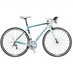 2015 Scott Contessa Solace 35 Womens Carbon Road Bike Teal White Black  #Cycling #Bike #CyclingBargains #Fitness  http://cycling-bargains.co.uk