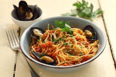 Ricetta Spaghetti alle cozze | Cirio