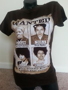 BLACK HISTORY MONTH T-SHIRTS, BLACK OWNED!! BLACK HISTORY T-SHIRTS, BLACK OWNED, African American T-shirts, Black Heritage Tees, Afrocentric Tee Shirts, Urban T-shirts For Women, Political T-shirts for Women, Rhinestone T-shirts for Women, Urban T-shirts for Ladies, Hip Hop T-shirts For Women, - Well Behaved Women