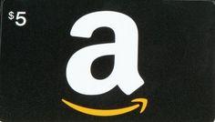 $5 Amazon Gift Card