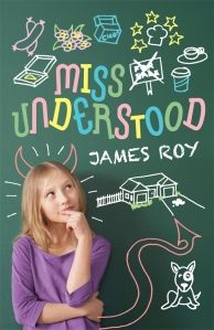 James Roy, author of Miss Understood, answers Ten Terrifying Questions