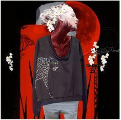 #IIIMonkeys #designs #cool #sweaters #arty  #animals  #graphic  #felpe #grafiche #animali #animals #trend 2014 #panda #tigre #leone #zebre #leopardi #leopard #tiger #lion #savana #streetwear #casual #fashionblogger #fashion2014 #black #polyvore IIIMonkeys designs, cool sweaters, art and animals graphic - felpe con grafiche animali, trend 2014, panda, tigre, leone, zebre, leopardi, g...