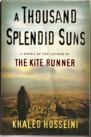 A Thousand Splendid Suns - Khaled Hosseini I don't think I ever understood or am ashamed to say, 'felt' for Afghanistan before reading this book! Khaled Hosseini writes so beautifully. Up Book, Book Club Books, This Book, Book Nerd, Book Clubs, Love Reading, Reading Lists, Book Lists, Reading Books