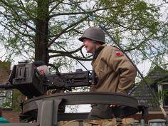 6 MEI 2015 Bevrijdingsfeest in Drachten, Holland