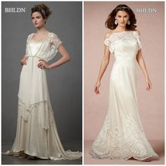 gowns from 1920s | ... style wedding dresses that are modeled from the 1920's and 1930's era