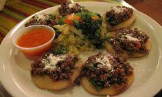 Garnachas #Guatemala #food
