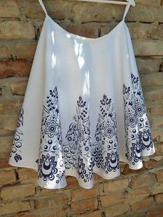 Champeriko / Kruhová suknička