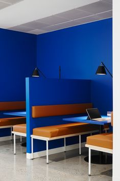 Prime Super - Melbourne Office Fitout - McCormack Property Services Pty Ltd Booth Seating, Workspace Design, Melbourne, Lounge, Layout, Studio, Table, Furniture, Home Decor