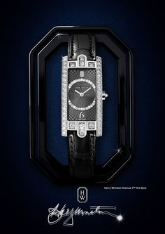 Harry Winston - Avenue Collection