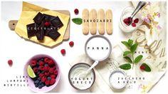 tiramisù yogurt ingredienti