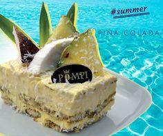 #summer #piña #colada recipes with #cocoa #pineapple #mascarpone #tiramisu