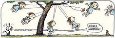 Liniers- MACANUDO Good Notes, Henri Matisse, Make You Smile, Picture Quotes, Illustrators, Peanuts Comics, Disney Characters, Fictional Characters, Novels
