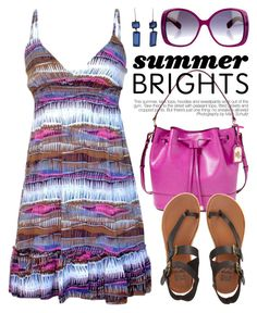 """Summer Brights 1653"" by boxthoughts ❤ liked on Polyvore featuring Ralph Lauren, Billabong, Marc Jacobs, Yves Saint Laurent and summebrights"
