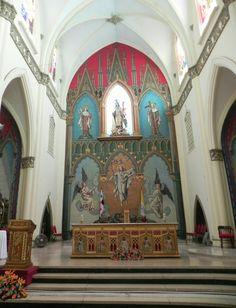 Igreja no Panamá