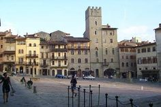 Tuscan Fantasy: #Architecture in #Tuscany