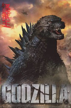 A great poster from the 2014 Godzilla film re-boot! He may look a little different, but he's still the King of Monsters! Fully licensed. Ships fast. 22x34 inches. Check out the rest of our awesome sel