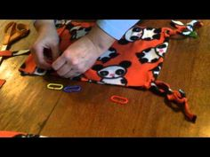 Sugar Glider Hammock - YouTube