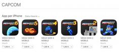 Lintera saga di Mega Man disponibile su App Store