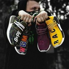 Buy authentic sneakers safely on FindSneaker. We guarantee authenticity on every sneaker purchase or your money back. Tenis Nmd, Adidas Nmd, Adidas Shoes, Best Sneakers, Sneakers Fashion, Fashion Shoes, Mens Fashion, Runway Fashion, Street Fashion