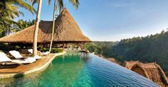 VIceroy Hotel, Bali. Wauw!! Gonna try that with the girl I want to date for sure!