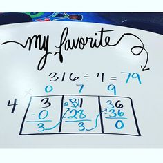 "The ""new way"" to do math makes sense to me and more importantly my students…"