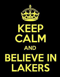 keep calm and Believe in Lakers. Fan tip you die? Check out our line of #Lakers items for you #dog! http://www.preciouspawprints.com/search.php?search_query=lakers #PreciousPawPrints