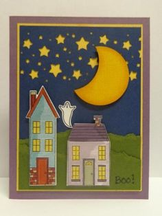Holiday Home by RachelsCraftRoom - Cards and Paper Crafts at Splitcoaststampers