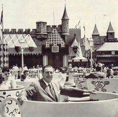 Disneyland♡ and Walt Disney.
