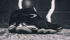 8c8a6e086d16 Air Jordan 8 Black Chrome 2015 Chrome 8s