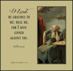 The Breadbox Letters: Lord, I Have Sinned