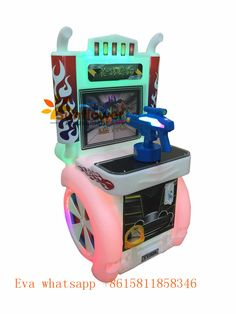 Cool shooting robots. Kids shooting game. beautiful looking and small size save place. fun games attractive kids a lot. factory in guangzhou china. Ms Eva +8615811858346 email: eva@sunflowergame.com web: www.sunflowergame.com