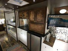 Airstream Pantry Kitchen