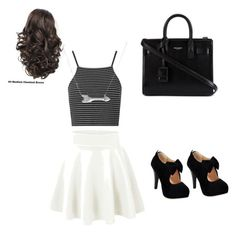 """cute simple outfit"" by livliv-xoxo on Polyvore"