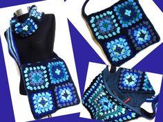 kultige+Tasche+*BluE*+Granny+Square+*Häkeltasche*+von+CI-Woman+auf+DaWanda.com