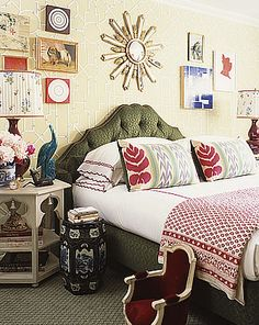 On Pinterest Alex O 39 Loughlin Elle Decor And Clarence House