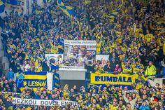 #zlín #ševci fans #kotel