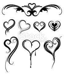 Simple heart tattoos Tribal heart tattoos and Tattoo designs on . Tribal Tattoo Designs, Small Tribal Tattoos, Tribal Heart Tattoos, Simple Heart Tattoos, Heart Tattoo Designs, Trendy Tattoos, Henna Designs, Cute Tattoos, Beautiful Tattoos