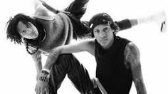 Image result for Les Twins trying to nap on each other