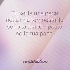 Caro Diario - noascriptum #carodiario #iomicito #poesia #frasi #pensierieparole #riflessioni #tusei#iosono#pace #tempesta #amore #coppia#fedeltà#persempre#vivoperte#cuore#noascriptum_carodiario_