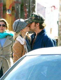 Ryan Gosling & Rachel McAdams  (please get back together!)