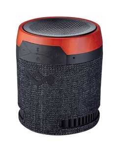 Father's Day audio gift ideas: House of Marley Chant Bluetooth Speaker in denim