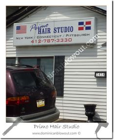 Primo Hair Salon Pittsburgh Dominican Blowout