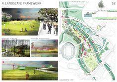 Premiados – Concurso para o Parque Olímpico de Londres – Sul